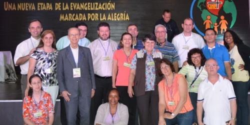 <p> Participantes do Brasil no VIII Congresso Internacional do SINE em Guadalajara, M&eacute;xico.</p>